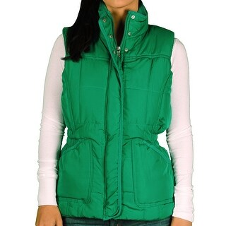 Great Northwest Indigo Ladies Puffer Vest