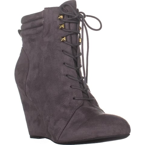 Rebel by Zigi Womens Kerlynn Closed Toe Ankle Fashion Boots
