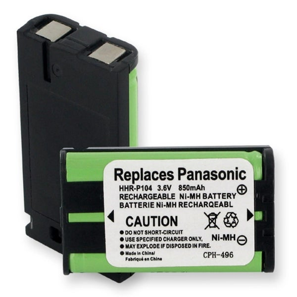 Cordless Phone Battery for Panasonic KX-TG5673