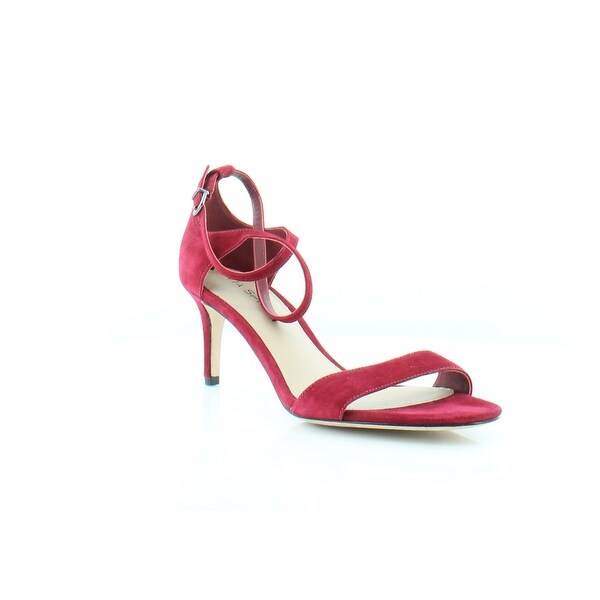 Via Spiga Leesa Women's Heels Richpoppy - 7