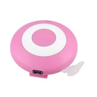 Unique Bargains Run Running USB Pedometer Pink for Desktop Microsoft Windows 2000 XP
