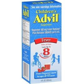 Advil Children's Suspension, Fruit Flavored 4 oz
