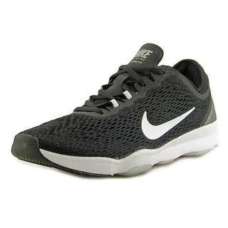 Nike Zoom Fit Round Toe Synthetic Running Shoe