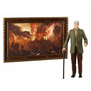 "Doctor Who 5"" Action Figure Set The Curator - multi"