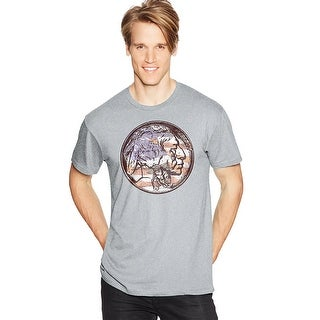 Men's Buffalo Nickel Graphic Tee