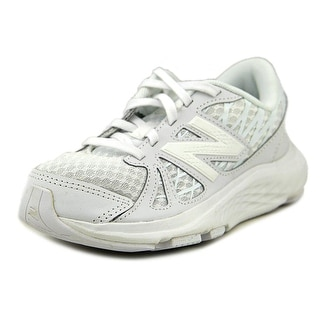 New Balance KJ 69 Round Toe Canvas Sneakers