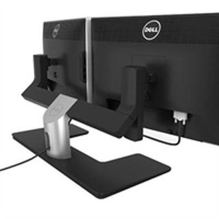 """Dell P1yy3 Mds14a Dual Monitor Stand Up To 24"""" Screen Support 14.30 Lb Load"""