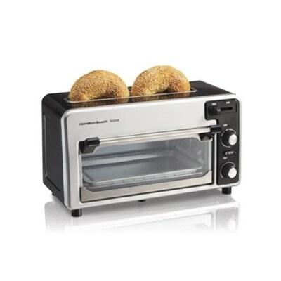 Hamilton Beach 22720 Toastation Toaster & Oven, 2 lbs