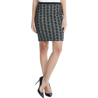 Karen Kane Womens Pencil Skirt Mini