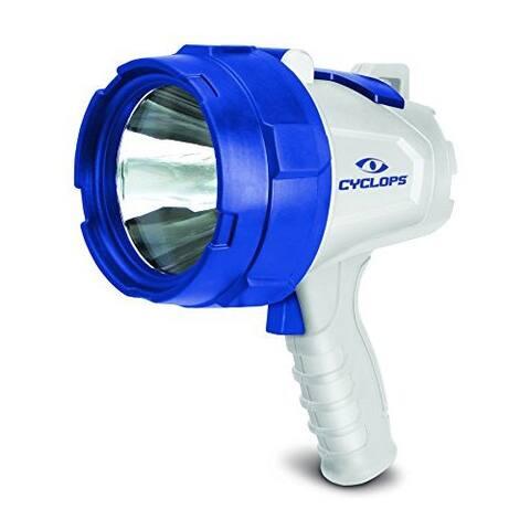 Cyclops 580hhs-mar 580 lumen marine hand held spotlight