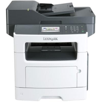 Lexmark Mx511dhe Monochrome All-In One Laser Printer With Email Functions, Scan, Copy, Network Ready, Duplex Printing An