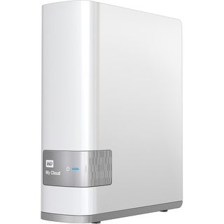 WD WDBCTL0060HWT-NESN WD My Cloud Personal Cloud Storage - Marvell Dual-core (2 Core) - 1 x Total Bays - 6 TB HDD (1 x 6 TB) -