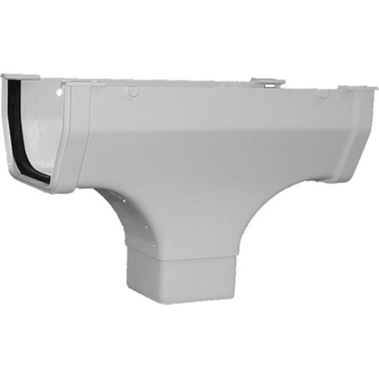 Buy Raingo Gutter Slip Joint White