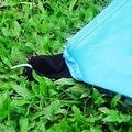 Portable Beach Tent Outdoor Sun Shelter 90-percent UV Protection - Thumbnail 5