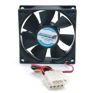 """""""StarTech FANBOX StarTech.com 80x25mm Dual Ball Bearing Computer Case Fan w/ LP4 Connector - 80mm - 3000rpm"""""""