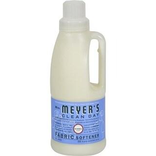 Mrs. Meyer's Fabric Softener - Bluebell - Case of 6 - 32 oz Laundry