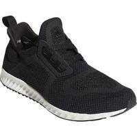 adidas Women's Edge Lux Clima Running Shoe Black/Black/White Tint