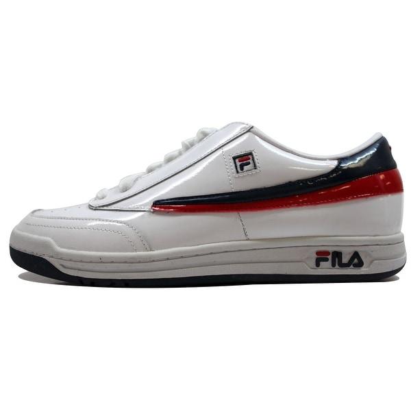 Fila Men's Original Tennis White/Navy-Red 1VT13012-150