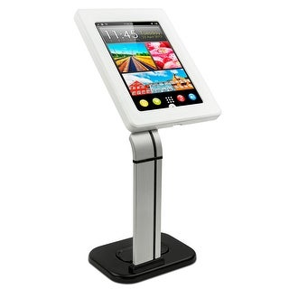 Mount-It! Tablet Desk Stand for POS and Kiosk Use