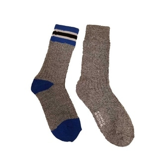 Funky Socks Boys Planet Sox 2 Pr. Striped Crew