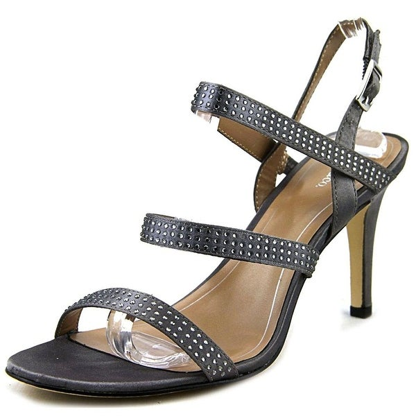 Style & Co. Womens UREY Silk Open Toe Special Occasion Ankle Strap Sandals
