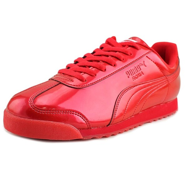Puma Roma Ano Men Round Toe Synthetic Red Sneakers