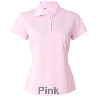 adidas - Golf Women's ClimaLite® Basic Performance Pique Polo (3 options available)