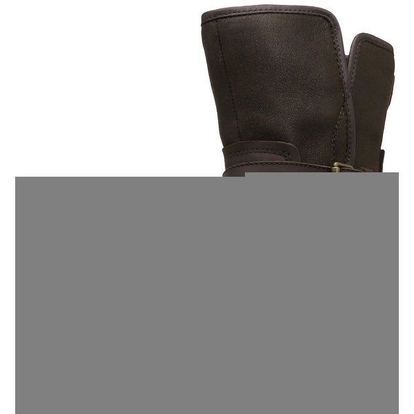 286694551a7 Shop Ugg Women's Simmens lined with Plush Wool Leather Boot - Free ...