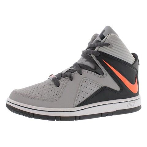 Nike Court Invader Basketball Gradeschool Boy's Shoes