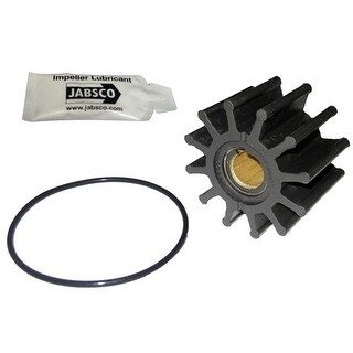 Jabsco Impeller Kit - 12 Blade - Neoprene - 2-9/16 Inches Diameter Impeller Kit - 12 Blade