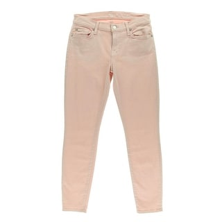 7 For All Mankind Womens Skinny Slimming Ankle Jeans