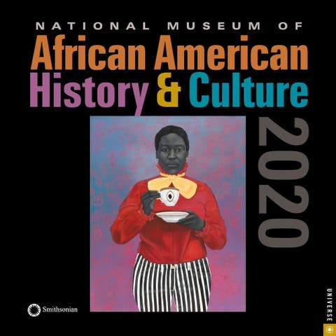 Andrews McMeel Publishing, 2020 African American History & Culture Wall Calendar