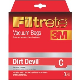 3M Dirt Devil C Vacuum Bag