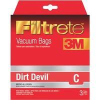 3M Dirt Devil C Vacuum Bag
