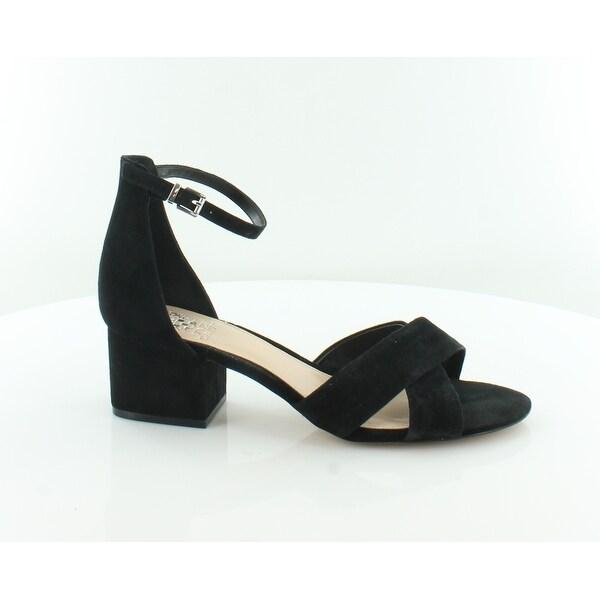 Vince Camuto Florrie Women's Sandals & Flip Flops Black - 10