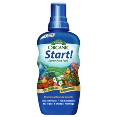 EspomaA ST24 OrganicA Start Liquid Plant Food, 1-2-2, 24 Oz