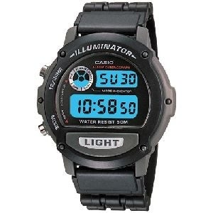 Casio W87H-1V Casio W87H-1V Sports Wrist Watch - Unisex - Casual - Digital - Quartz