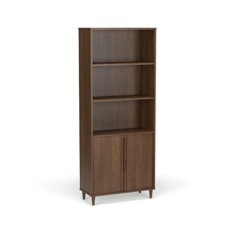 Quarters & Craft Home Office Library Bookcase (QCLIB)