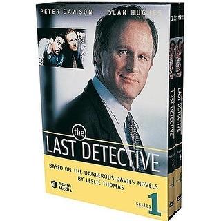 The Last Detective: Series 1 - Dvd