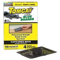 Tomcat Prebaited Glue Boards Mouse Trap