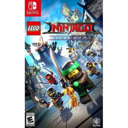 Shop Lego Ninjago Movie Videogame Nintendo Switch Free