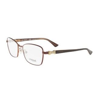 Vogue VO3938 811 54 Bronze/Brown Square Optical Frames - 54-17-135
