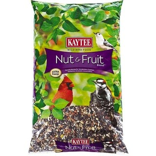 Kaytee Nut And Fruit Blend 10lb