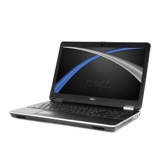 Dell Latitude E6540 Core i7-4800MQ 2.7GHz 4th Gen CPU 8GB RAM 500GB HDD Windows 10 Pro 15.6-inch Laptop (Refurbished)