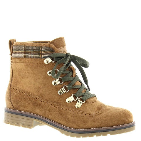 Tommy Hilfiger Womens Ollia Almond Toe Ankle Fashion Boots