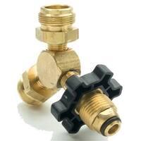 Enerco - Mr Heater Propane Y Male Adapter With Handwheel  F271715