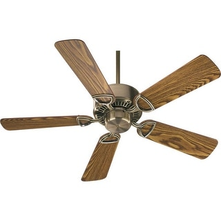 Quorum International Q43425 Indoor Ceiling Fan from the Estate 42 Collection