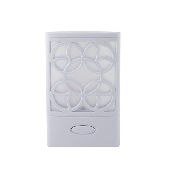 GE 11712 Decorative Power Failure Night Light, White