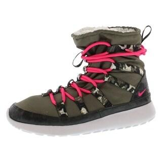 Nike Rosherun Hi Sneakerboot (Gs) Boots Gradeschool Girl's Shoes (2 options available)