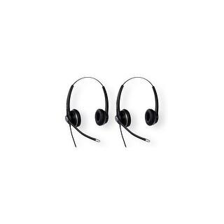 A100D (2-Pack) Wideband Binaural Headset